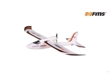 Motoplaneur Easy Trainer env.1280mm 2.4Ghz RTF Mode 1 - FMS