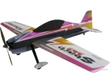 Avion RC Factory Sbach 342 48 Series violet env.1.20m