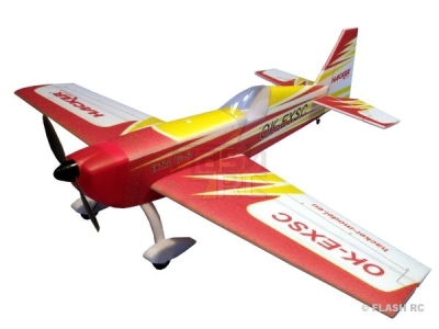 Avion Hacker model Extra 330SC rouge ARF env.1.20m