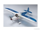 Avion SF model Flamingo bleu ARF env.1.80m
