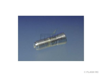 Collet dia.3.2mm pour cone repliable Alu MPJET