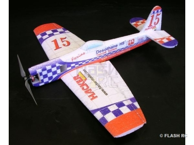 Avion Hacker model Ferias Mini ARF env.0.52m