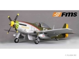 P51 Gunfighter (V7) 1,45m pnp FMS