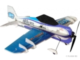 Avion RC Factory Crack Yak Mini Series bleu env.0.60m