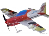 Avion RC Factory Crack Laser Lite Series N°17 env.0.80m