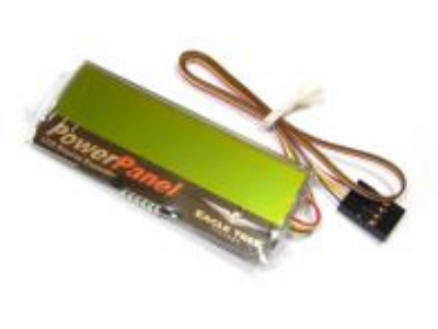 Afficheur LCD ultra fin pour eLogger µPower Eagle Tree