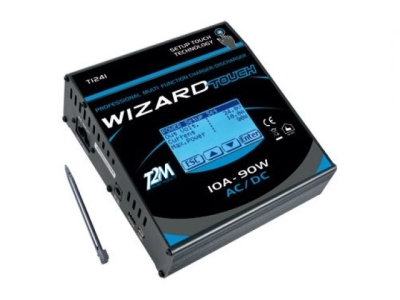 Chargeur Wizard Touch 90W 12V/220V T2M