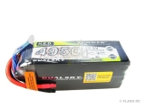 Batterie Dualsky HED, lipo 6S 22,2v 4950mAh 25C/4C