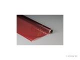 MONOKOTE TRANSPARENT rouge 1.80m