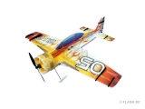 Avion RC Factory SU-29 Russian SuperLite series env.0.84m