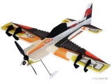 Avion RC Factory MXS-C jaune Backyard Series env.0.80m