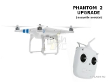 PHANTOM 2 UPGRADE DJI RTF prêt à voler Mode 1
