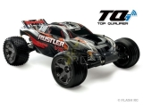 Traxxas RUSTLER 2WD VXL Brushless Radio TQi Wireless & ID RTR 37076-1