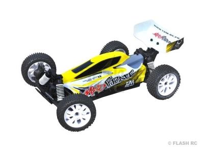 T2M Pirate Mad brushed 1/10e 4WD RTR