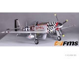 P51 Big Beautiful Doll (V8) env.1.45m pnp FMS