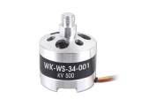 Moteur Brushless WK-WS-34-001 (anti-horaire) TALI H500 Walkera