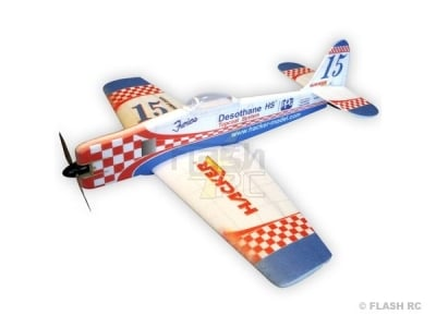 Avion Hacker model Hawker Sea Fury Furias Reno ARF env.1.20m
