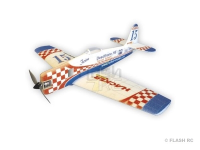 Avion Hacker model Hawker Sea Fury Furias Reno ARF env.0.84m