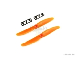 Hélice SF 6x3 orange (2pc) Gemfan