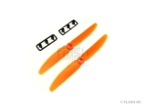Hélice SF 5x4R orange (2pc) Gemfan