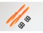 "Hélice SF 6x4.5""R orange (2pc) Gemfan"