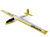 Blanik jaune env.2.00m ARF ailes/empennages recouverts Hacker ModeL
