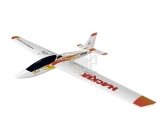 Fox rouge env.2.00m ARF ailes/empennages recouverts Hacker ModeL