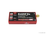 Récepteur 4Voies EzUHF LITE (CASE) 433MHz Immersion RC