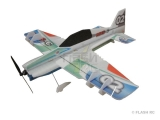 Avion RC Factory MXS-C Mini Series vert/bleu env.0.60m