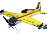 Avion RC Factory Edge 540 Mini Series jaune env.0.60m