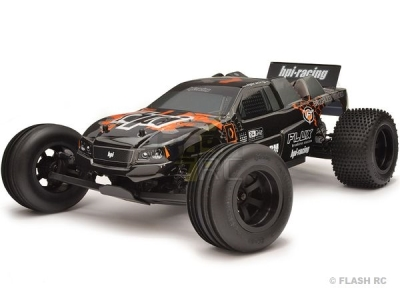 1/10e E-Firestorm Brushless Flux 2WD RTR Hpi Racing