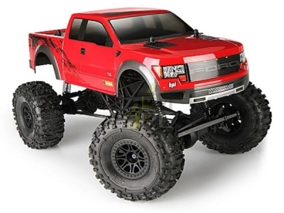 1/10e Crawler King Ford Raptor 4wd RTR Hpi Racing