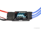 Controleur Brushless 2-6S 100A OPTO FLYFUN V4 HOBBYWING