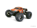 MONSTER TRUCK orange 2WD MT12 RTR 1/12ème FUNTEK
