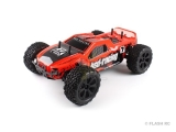 Dune Racer XT (Truck) 4x4 1/10 RTR Kit - orange BSD RACING