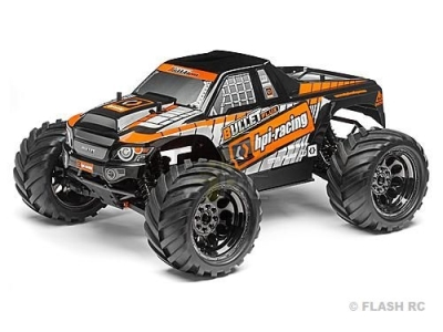 1/10e Bullet MT Flux V2 RTR Hpi Racing
