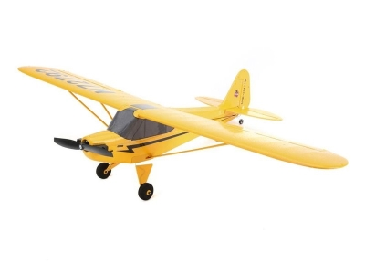 Avion E-flite UMX J-3 Piper Cub AS3X BNF basic env.0.67m