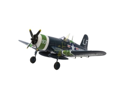 Avion E-flite F4U-4 Corsair BNF basic env.1.20m