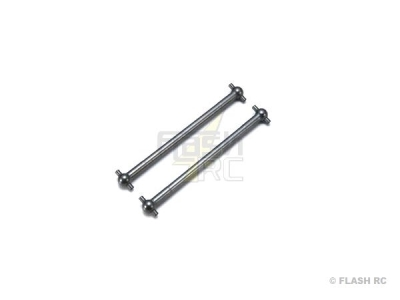 cardans arriere mp7.5 (2)  95 mm central avant -IF144 Kyosho