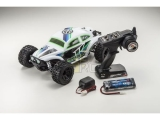 Kyosho Mad Bug t1 VE 1/10 4WD blanc RTR