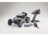Kyosho Axxe 1/10 ep 2WD Gris RTR