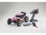 Kyosho Axxe 1/10 ep 2WD Rose RTR