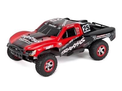Traxxas Slash 2WD VXL Radio TQi Wireless & TSM & OBA & ID RTR 58076-21