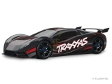 Traxxas XO-1 supercar  4WD Brushless Radio TQI wireless & TSM & ID RTR 64077-3