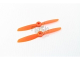 Hélices fibre SF 4x4,5 R orange Gemfan (2 pcs)