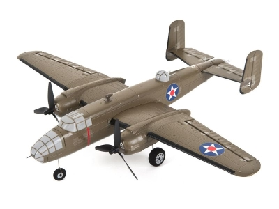 Avion E-flite UMX™ B-25 Mitchell AS3X BNF basic env.0.55m