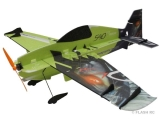 Avion RC Factory Edge 540 V3 Superlite series Green env.0.84m