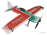 Avion RC Factory Edge 540 Castrol Backyard Series EPP env.0.80m