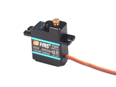 Servo Mini FMS-3104 MG 17g