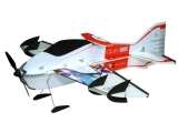 Avion RC Factory Clik 4.0 R2 SuperLite series rouge env.0.84m